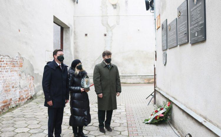 Zarząd Główny uczcił pamięć Żołnierzy Wyklętych